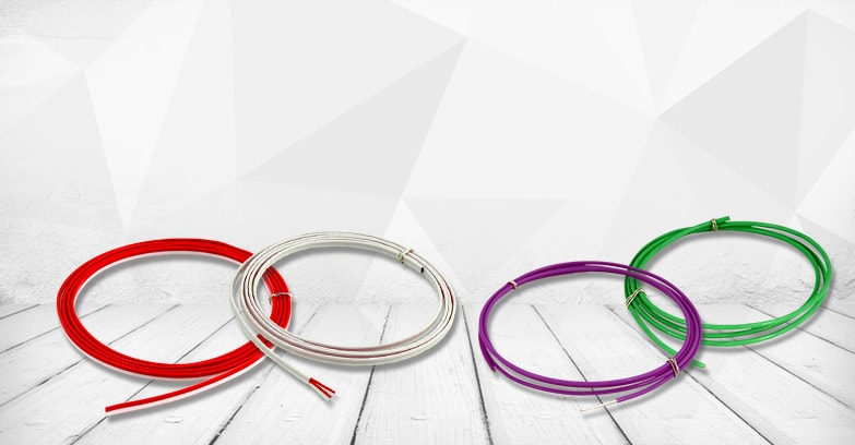 ETFE Insulated Wires – Exotherm Instruments